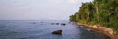 Lake Superior, Wilderness State Park, Upper Peninsula, Michigan, USA--Photographic Print