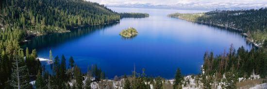 Lake Tahoe, California--Photographic Print