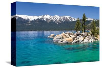 Lake Tahoe II--Stretched Canvas Print