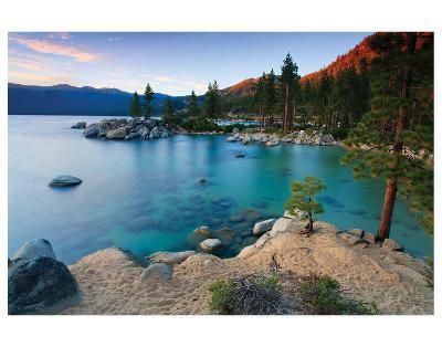 Lake Tahoe III--Premium Giclee Print