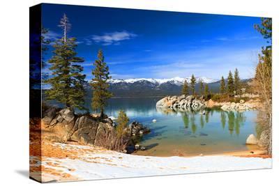 Lake Tahoe III--Stretched Canvas Print