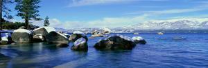 Lake Tahoe in Wintertime, Nevada