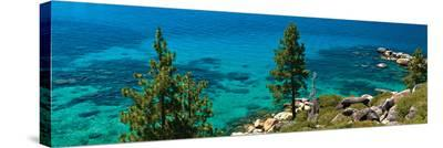 Lake Tahoe IV--Stretched Canvas Print