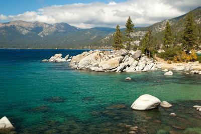 Lake Tahoe Landscape-Megan Ahrens-Photographic Print