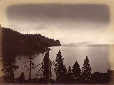Lake Tahoe, Usa, 1860-80-Carleton Emmons Watkins-Photographic Print