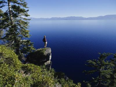 Lake Tahoe, USA--Photographic Print