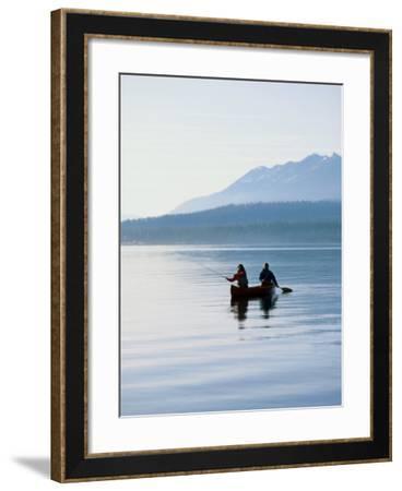 Lake Tahoe, USA--Framed Photographic Print