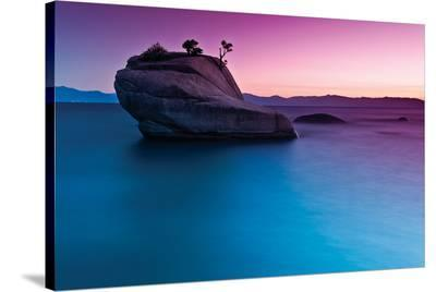 Lake Tahoe XI--Stretched Canvas Print