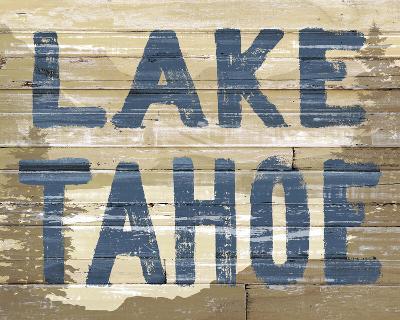 Lake Tahoe-Mark Chandon-Giclee Print