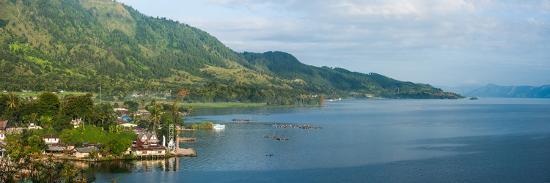 Lake Toba, Sumatra, Indonesia, Southeast Asia-John Alexander-Photographic Print