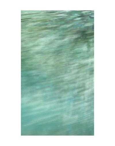 Lake Trail Edge-Margaret Juul-Art Print