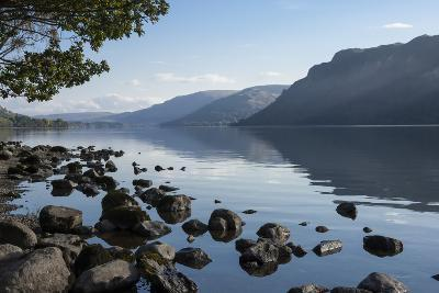 Lake Ullswater, Lake District National Park, Cumbria, England, United Kingdom, Europe-James Emmerson-Photographic Print