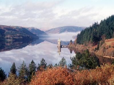 Lake Vernwy, Mid Wales, December 2002
