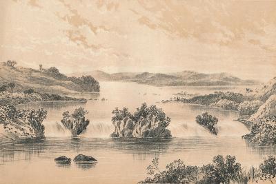Lake Victoria Nyanza, c1880--Giclee Print