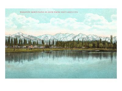 Lake View, Utah--Art Print