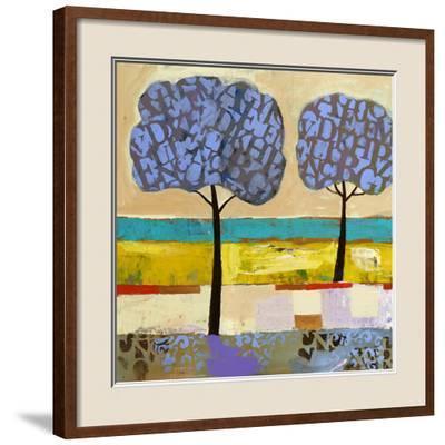 Lake View-Nathaniel Mather-Framed Giclee Print
