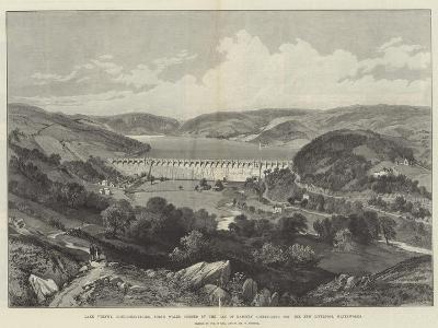 Lake Vyrnwy-William 'Crimea' Simpson-Giclee Print