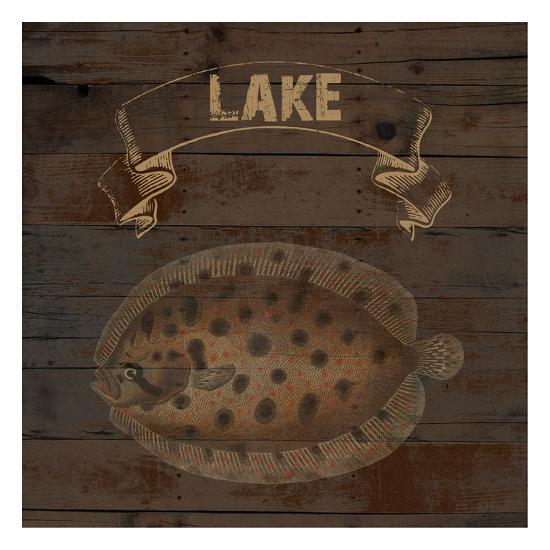 Lake-Sheldon Lewis-Art Print