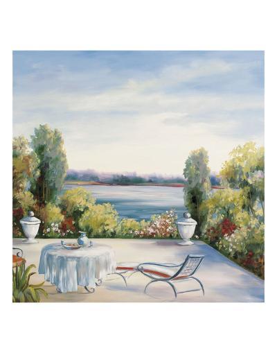 Lakefront View-David Weiss-Art Print