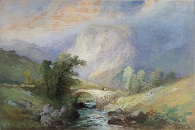 Lakeland Landscape-Edward Stott-Giclee Print