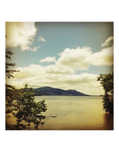 Lakescape Lake George-Gizara-Art Print