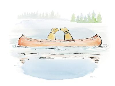Lakeside Days IV-Sue Schlabach-Art Print