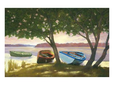 Lakeside II-Graham Reynolds-Art Print
