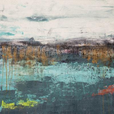 Lakeside-Hilary Winfield-Giclee Print