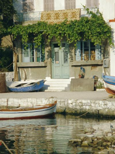 Lakka, Paxos, Ionian Islands, Greece, Europe-Fraser Hall-Photographic Print