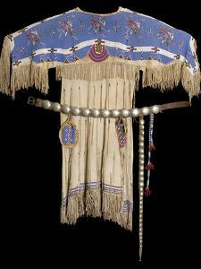 Lakota Beaded Dress