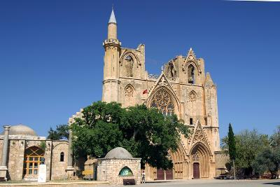 Lala Mustafa Pasha Mosque, Famagusta, North Cyprus-Peter Thompson-Photographic Print