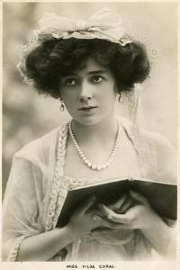 Hilda Coral, British Actress, C1900s by Lallie Charles