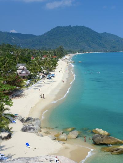 Lamai Beach, Ko Samui Island, Thailand-Katja Kreder-Photographic Print