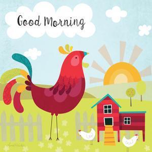 Good Morning by Lamai McCartan