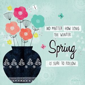 Hello Spring I by Lamai McCartan