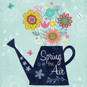Hello Spring II by Lamai McCartan