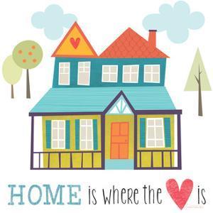 Home is Where the Heart Is by Lamai McCartan