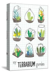 My Terrarium Garden by Lamai McCartan