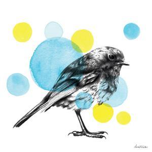 Sketchbook Lodge Bird by Lamai McCartan