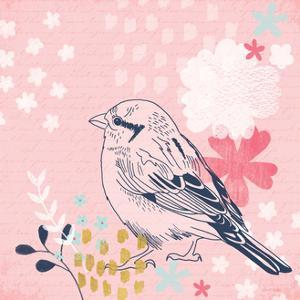 Sparrow I by Lamai McCartan