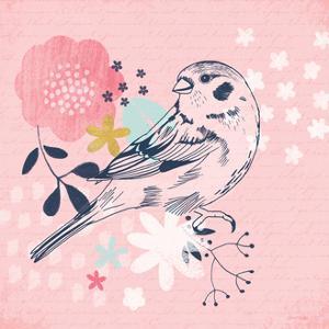 Sparrow II by Lamai McCartan