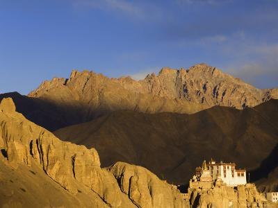 Lamayuru Gompa (Monastery), Lamayuru, Ladakh, Indian Himalayas, India, Asia-Jochen Schlenker-Photographic Print