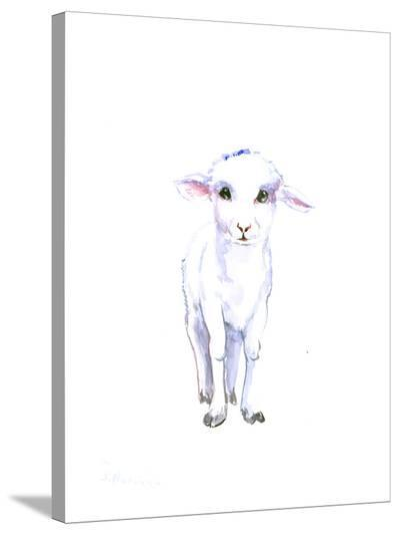 Lamb 2-Suren Nersisyan-Stretched Canvas Print