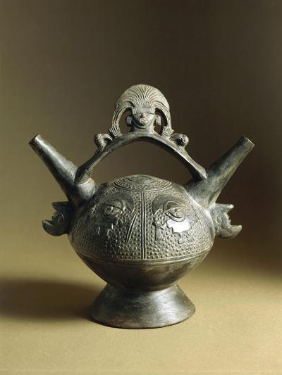 Lambayeque Style Vase, Peru, Chimu Culture--Giclee Print