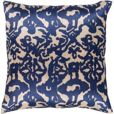 Lambent Down Fill Pillow - Cobalt--Home Accessories