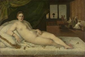 Reclining Venus, C.1540-60 by Lambert Sustris