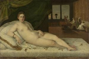 Reclining Venus by Lambert Sustris
