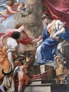 'Vénus Et L'Amour' C1535-1560 by Lambert Sustris