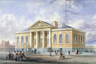 Lambeth Ragged School, Newport Street, Lambeth, London, 1851--Giclee Print