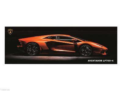 Lamborghini Aventador Lp700-4--Art Print